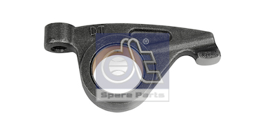 Rocker arm, intake and exhaust