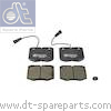 7.92629 | Disc brake pad kit