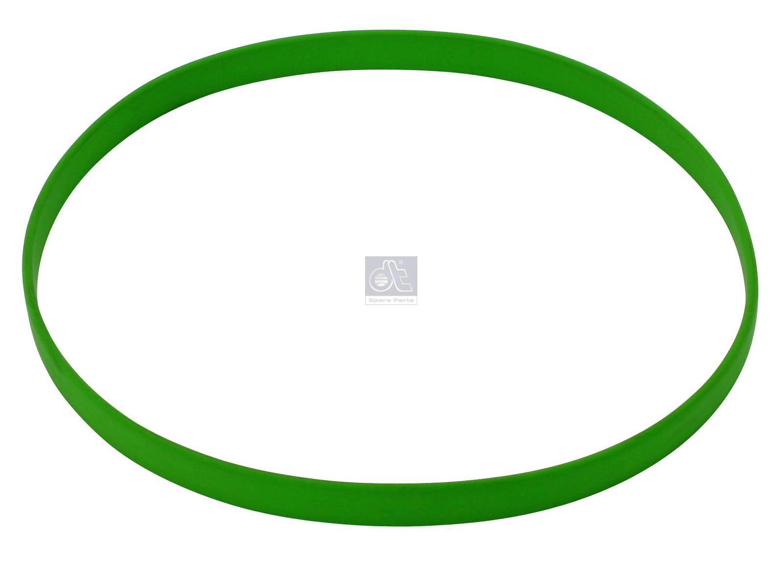 Seal ring, cylinder liner
