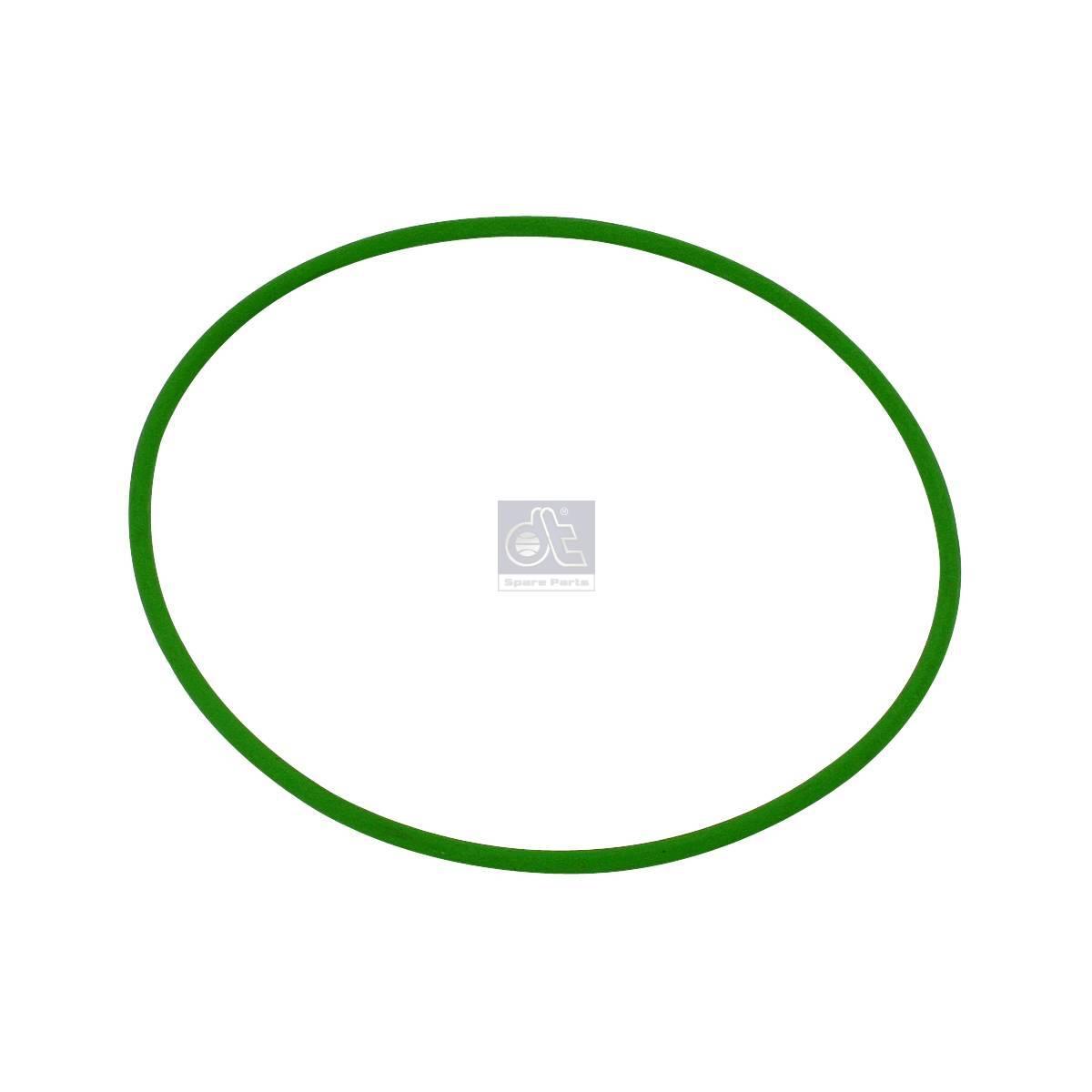Уплотнительное кольцо круглого сечения, Гильза