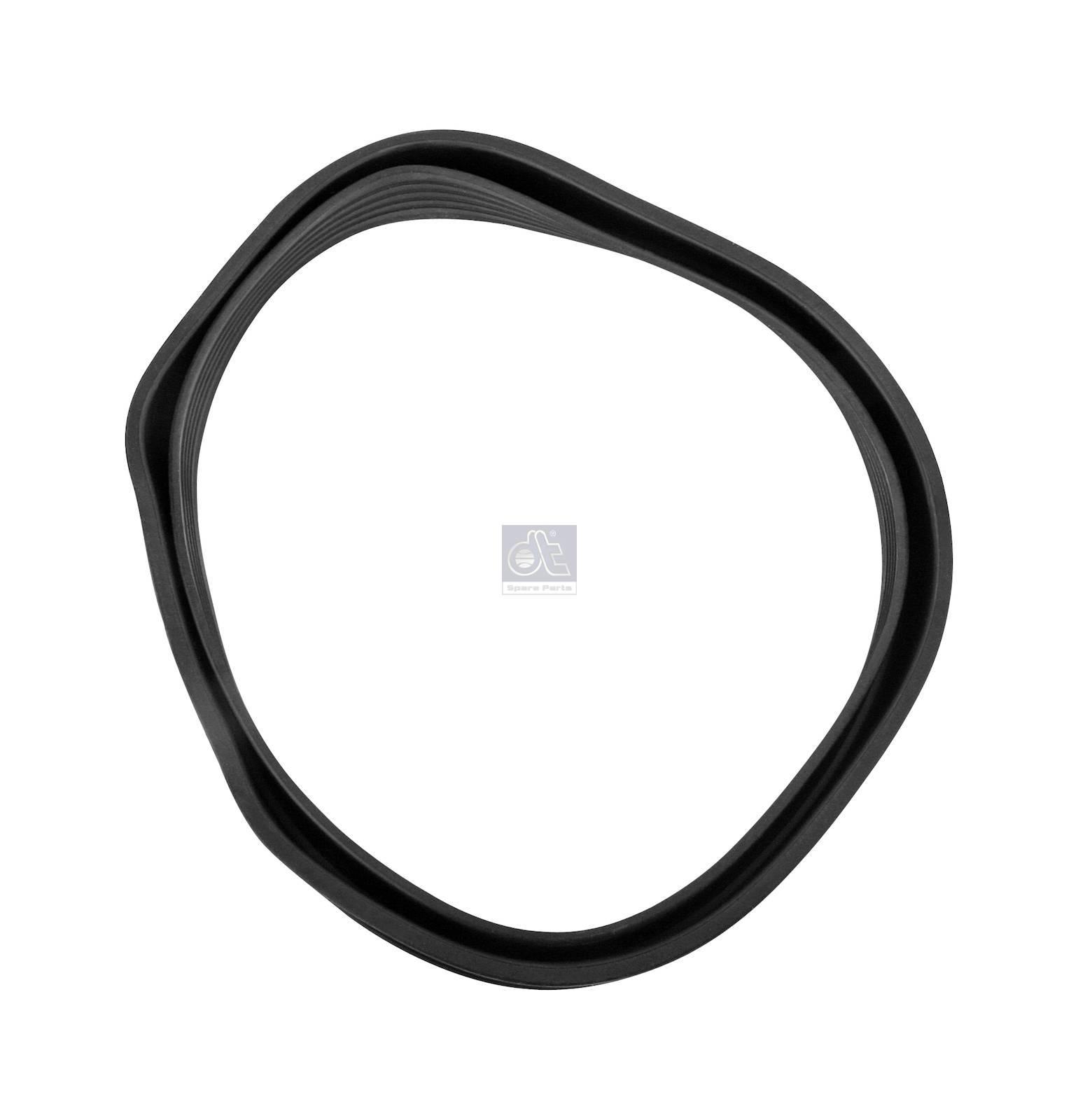 Seal ring, air inlet