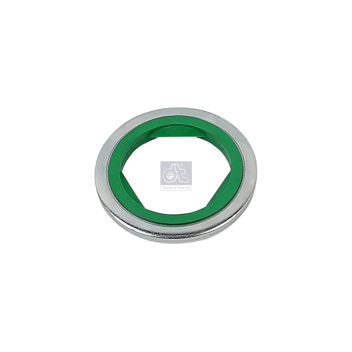 Уплотнительное кольцо, Пробка сливная резьбовая