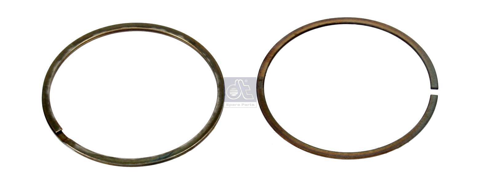 Seal ring kit, exhaust manifold