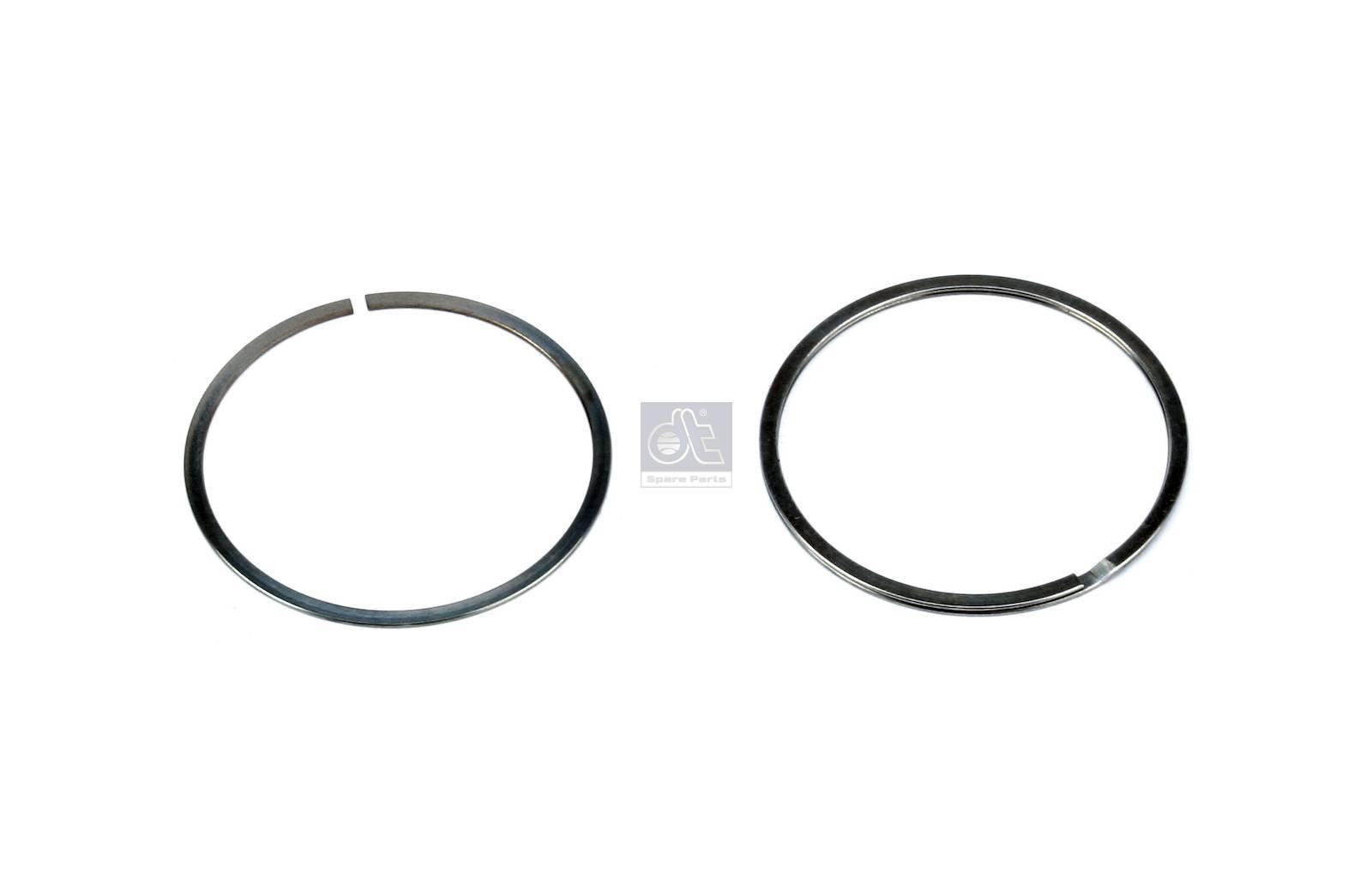 Seal ring kit, exhaust manifold