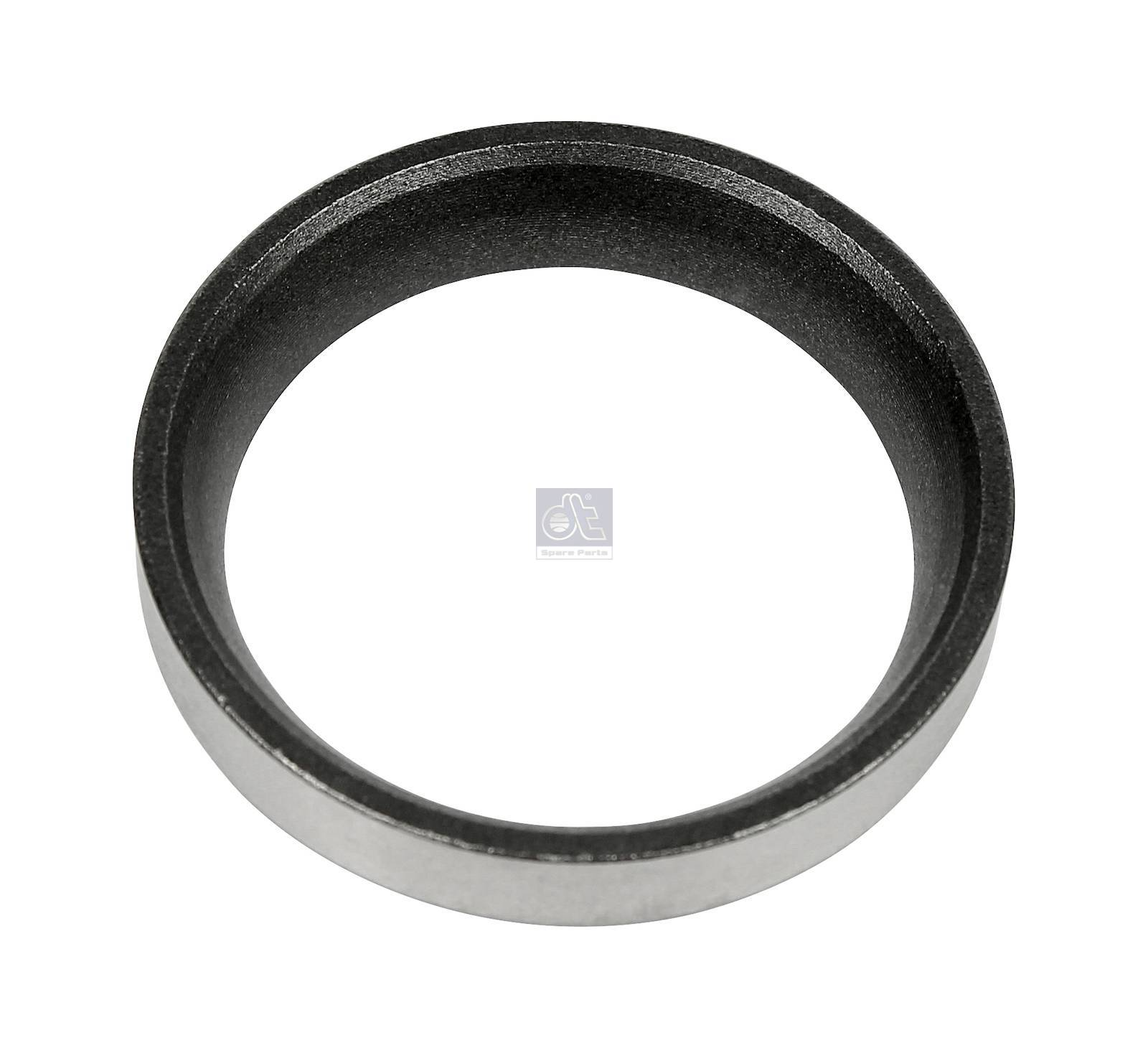 Valve seat ring, exhaust