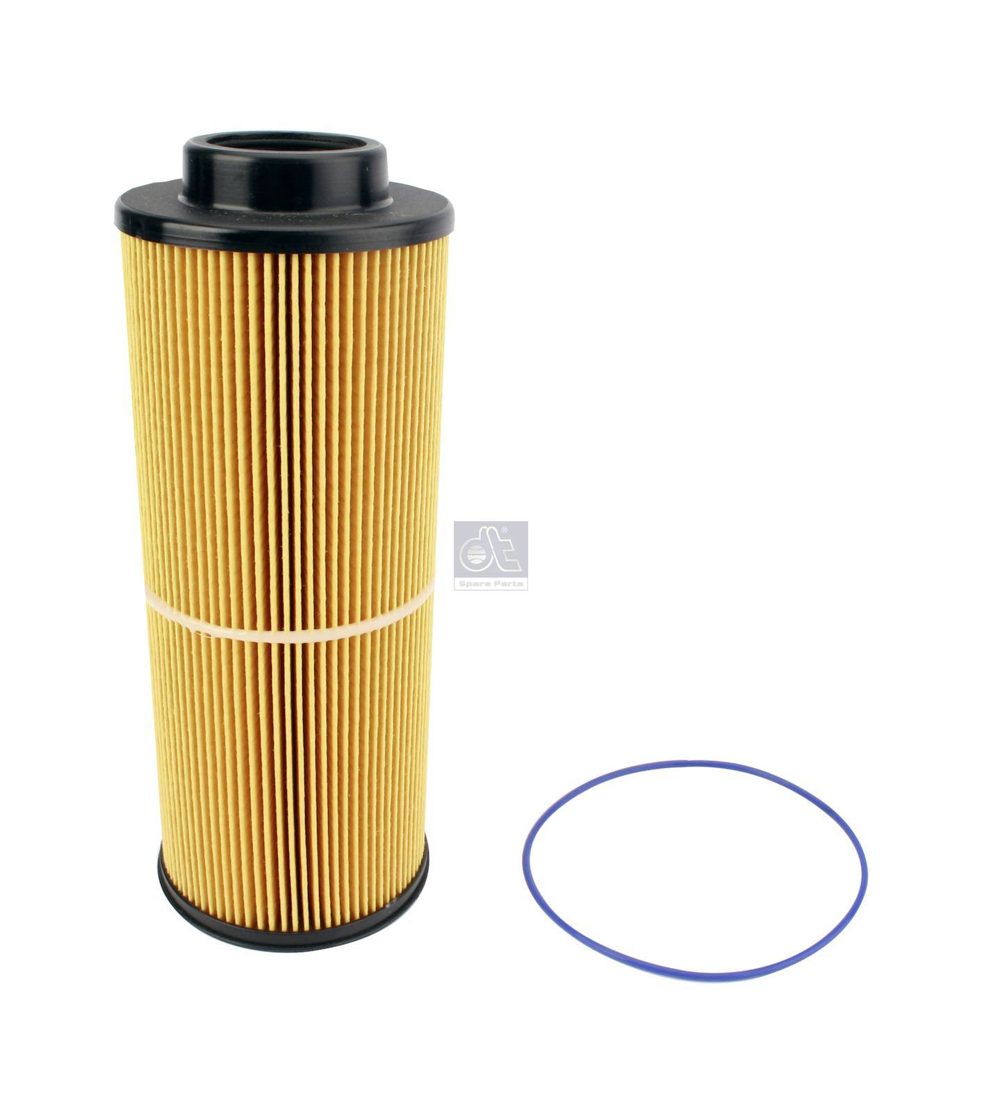 Filter kit, oil cleaner
