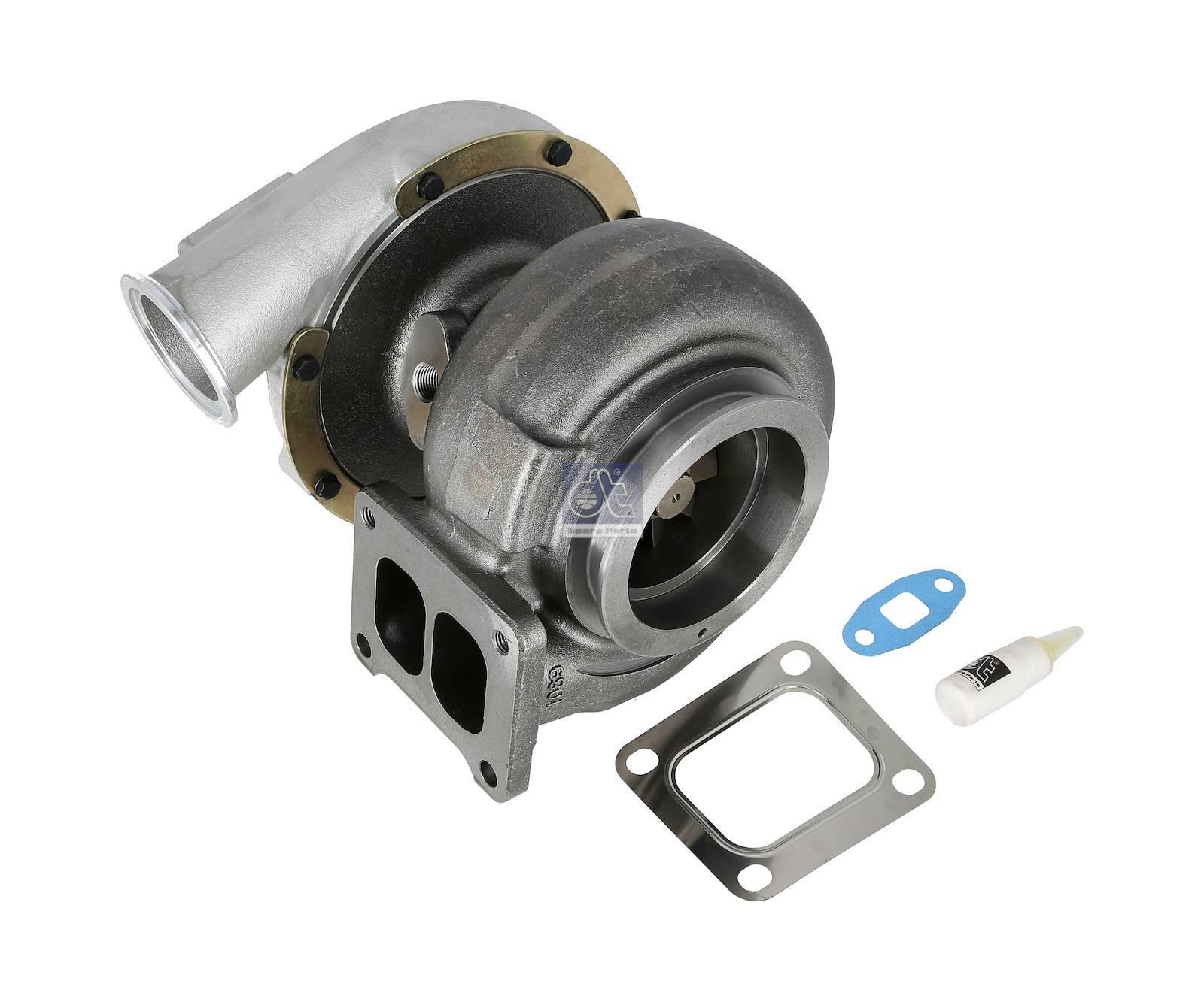 Турбонагнетатель, c комплектом уплотнителей