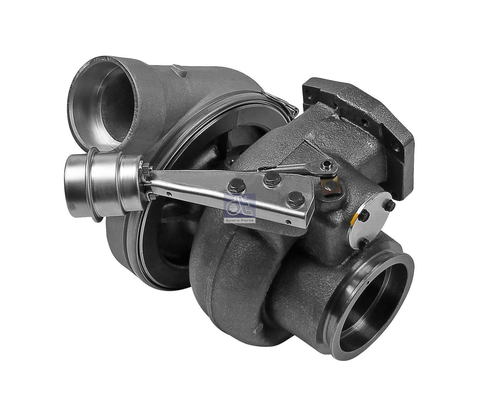 Turbo compressore