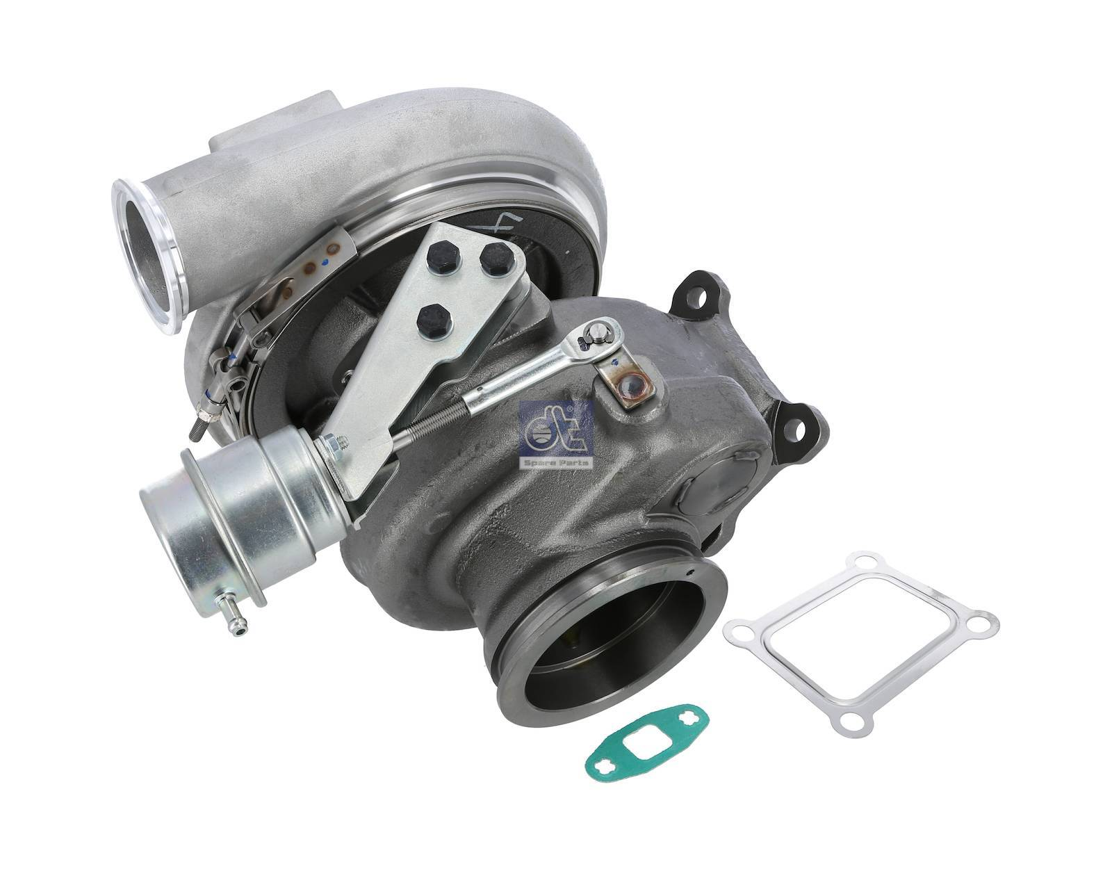 Turbocharger, with gasket kit