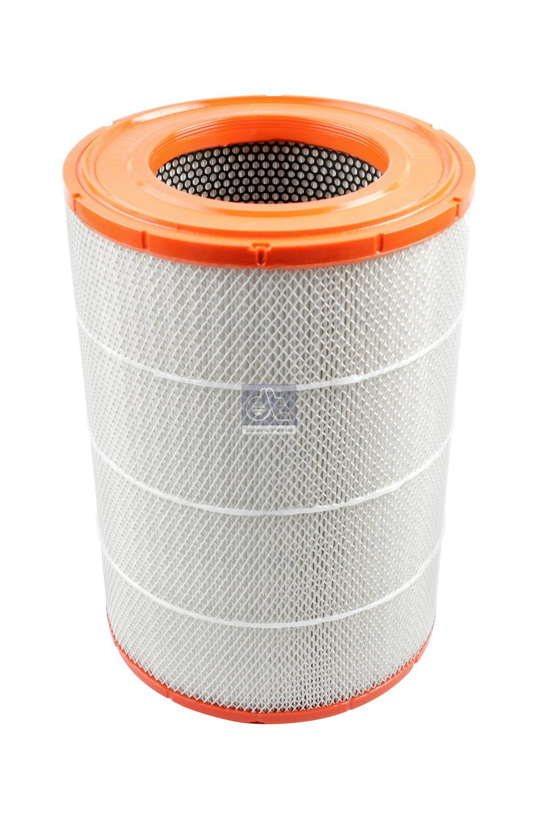 Air filter, flame retardant