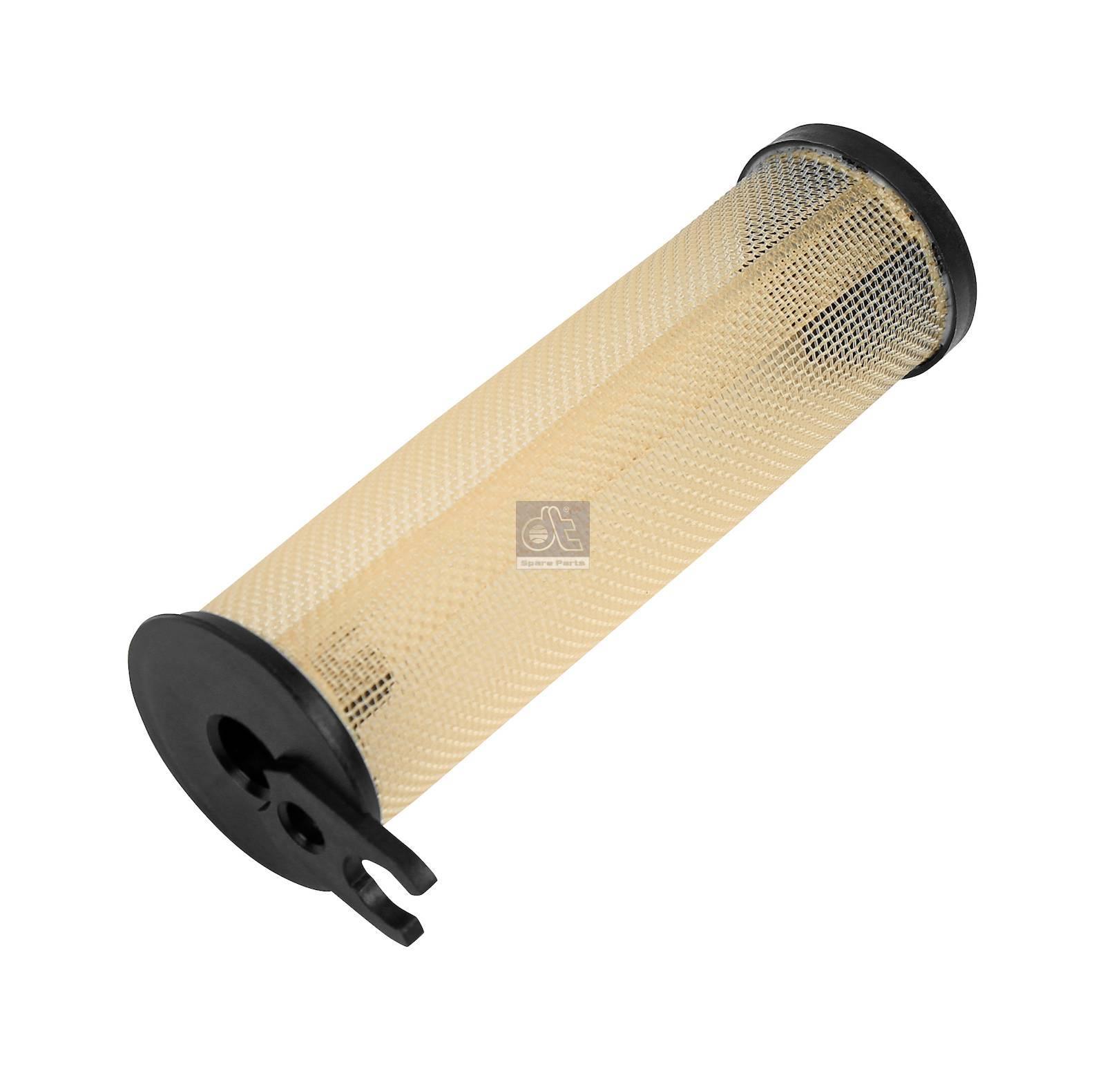 Fuel filter, fuel level sensor