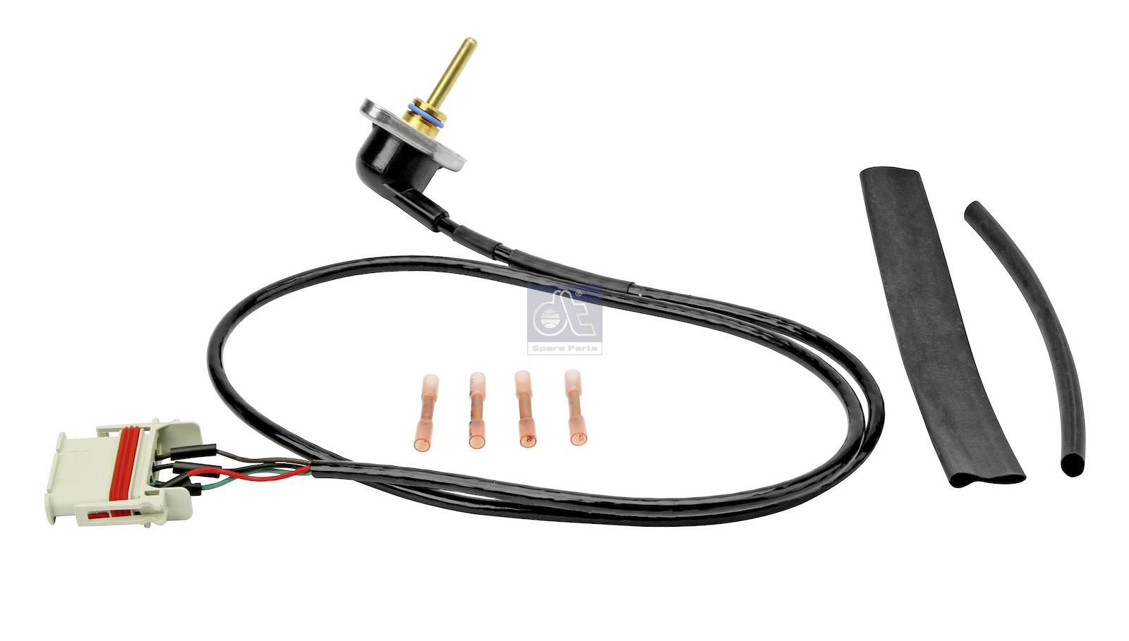 Charge pressure sensor, complete with mounting kit