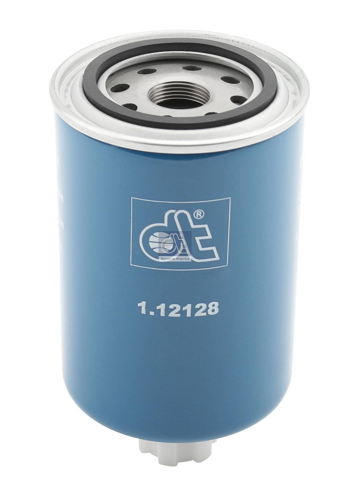 Filtro combustibile, separatore d'acqua