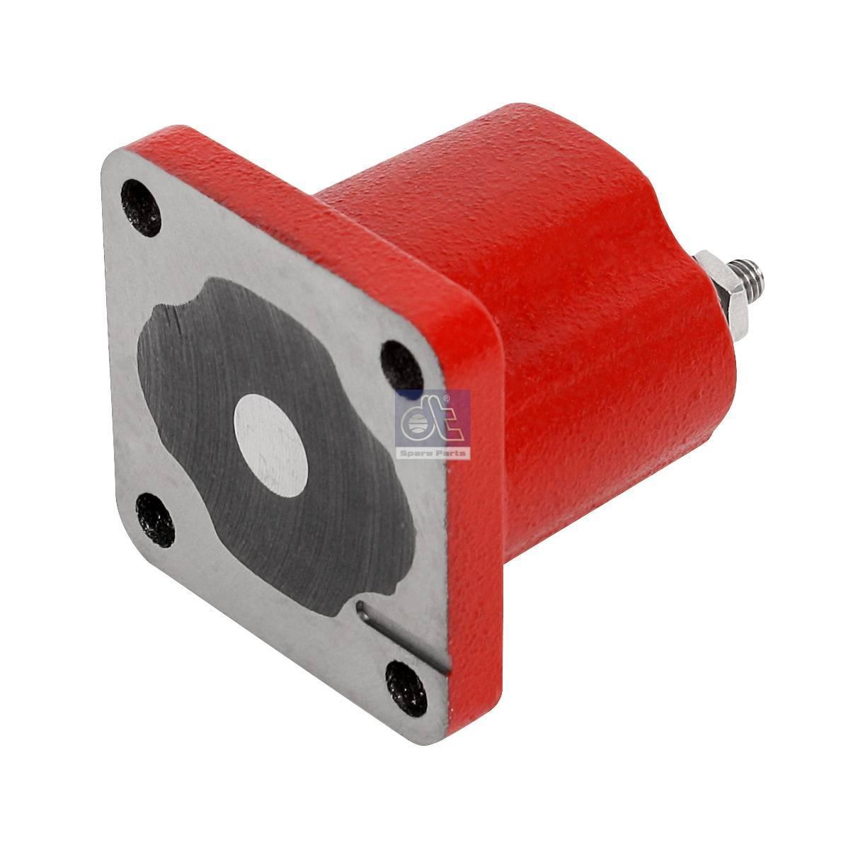 Solenoid coil, fuel valve