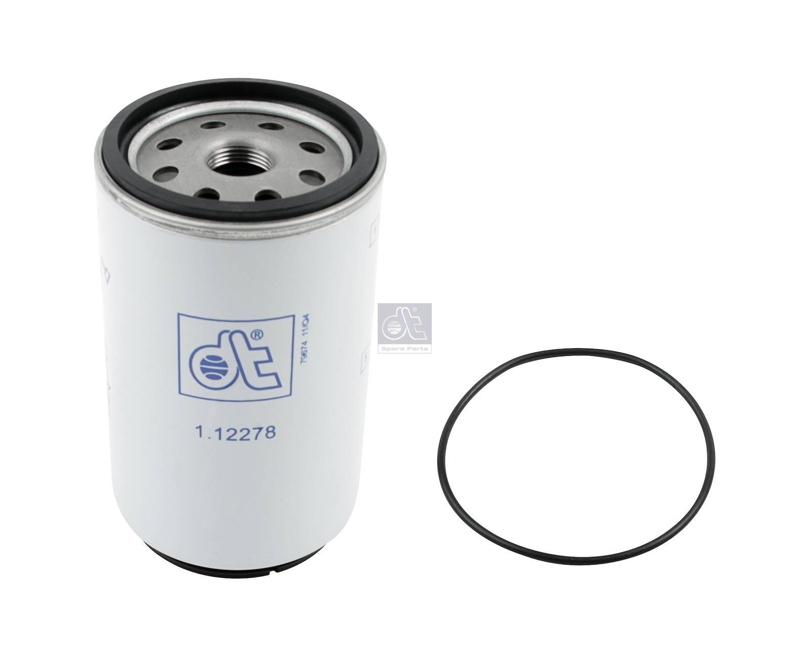 Fuel filter, water separator