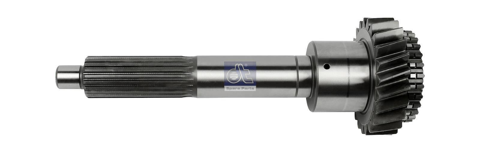 Input shaft