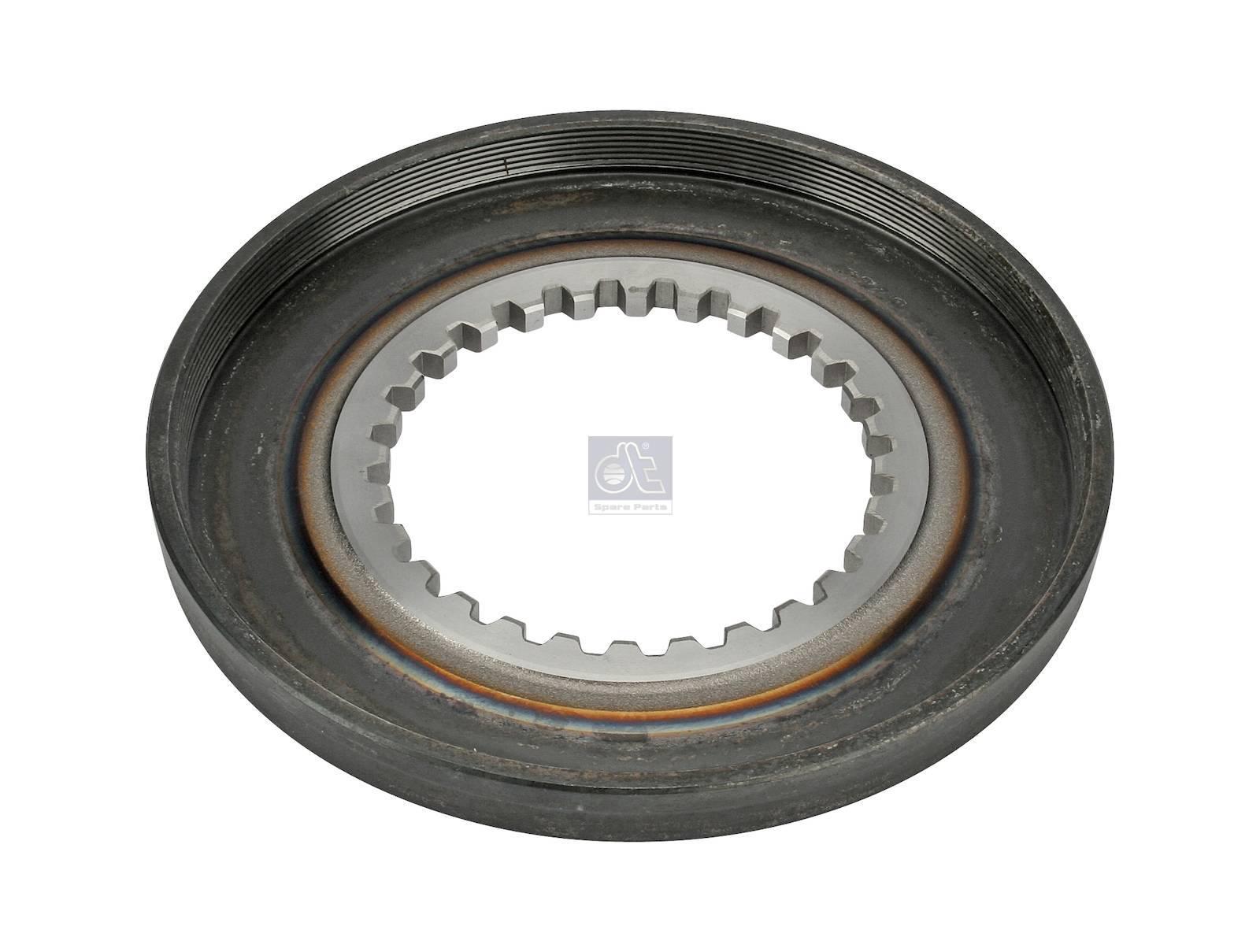 Synchronizer disc