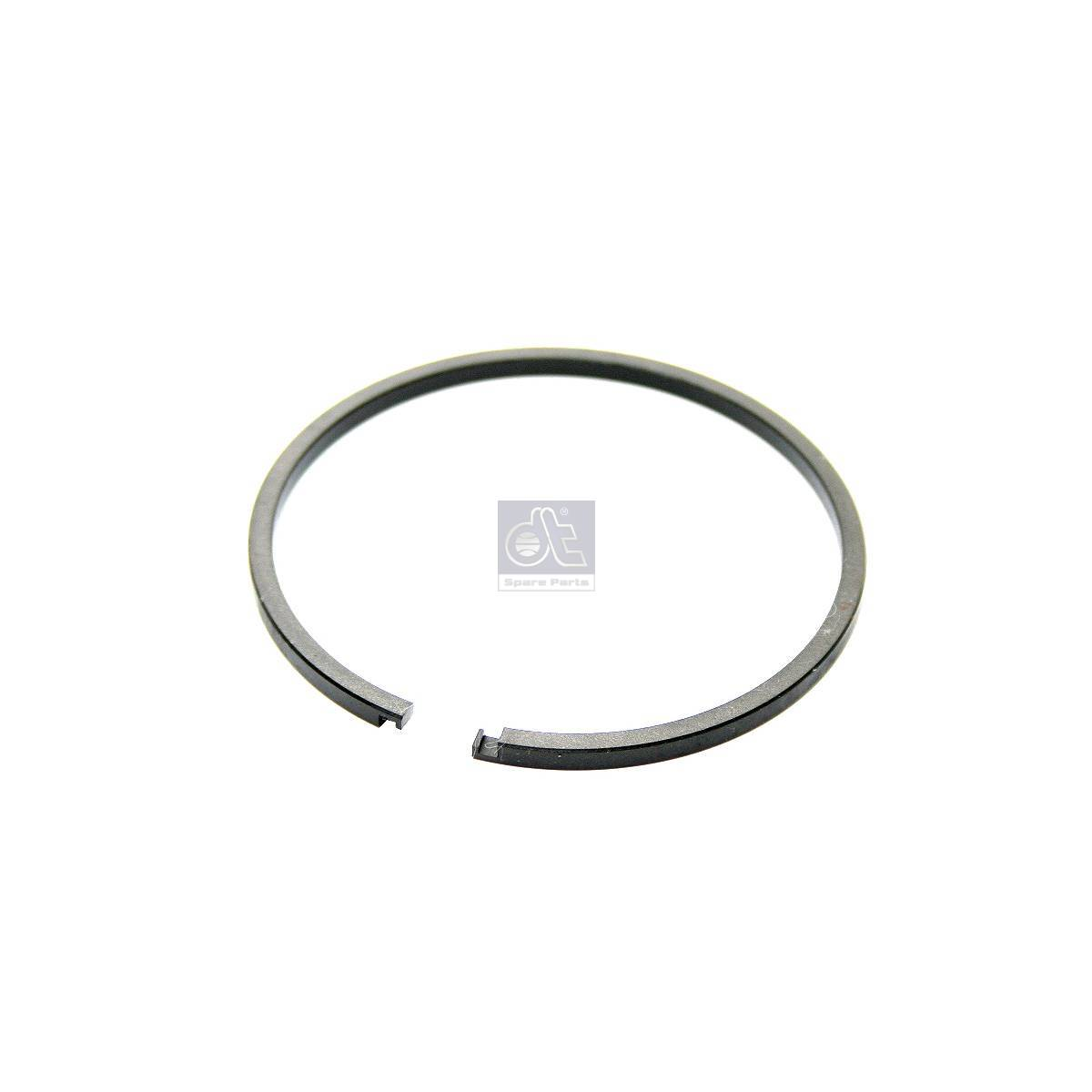 Piston ring, input shaft