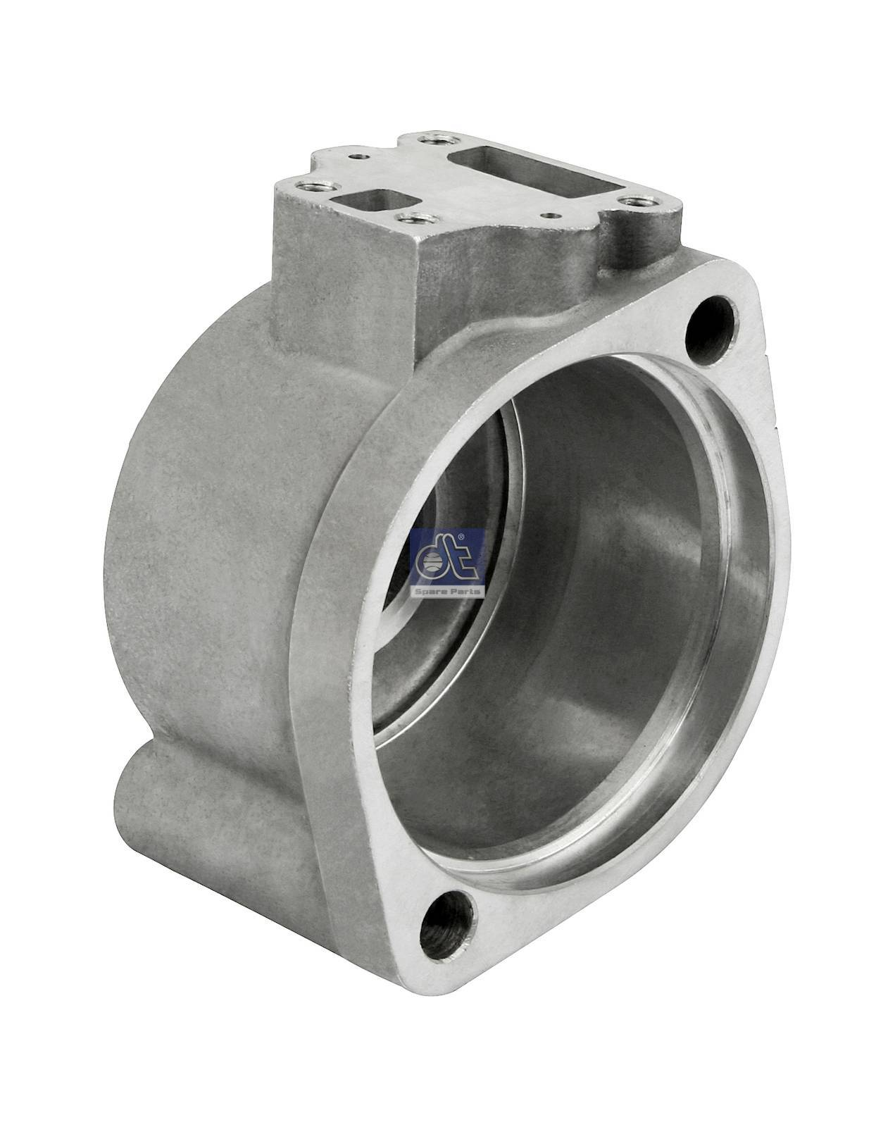 Control cylinder housing