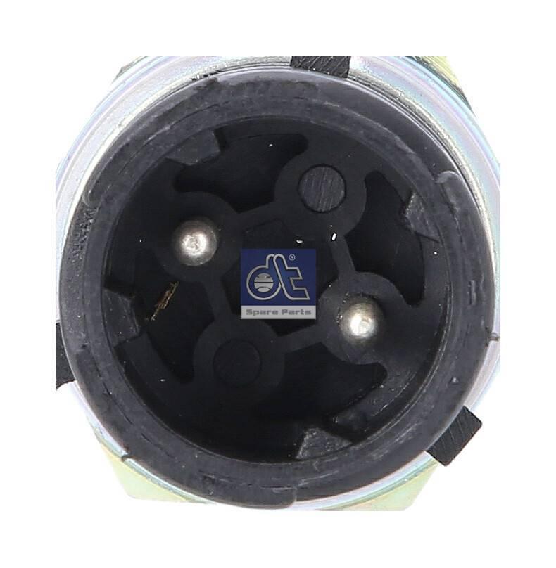 Sensor de rotações, caixa de cãmbios