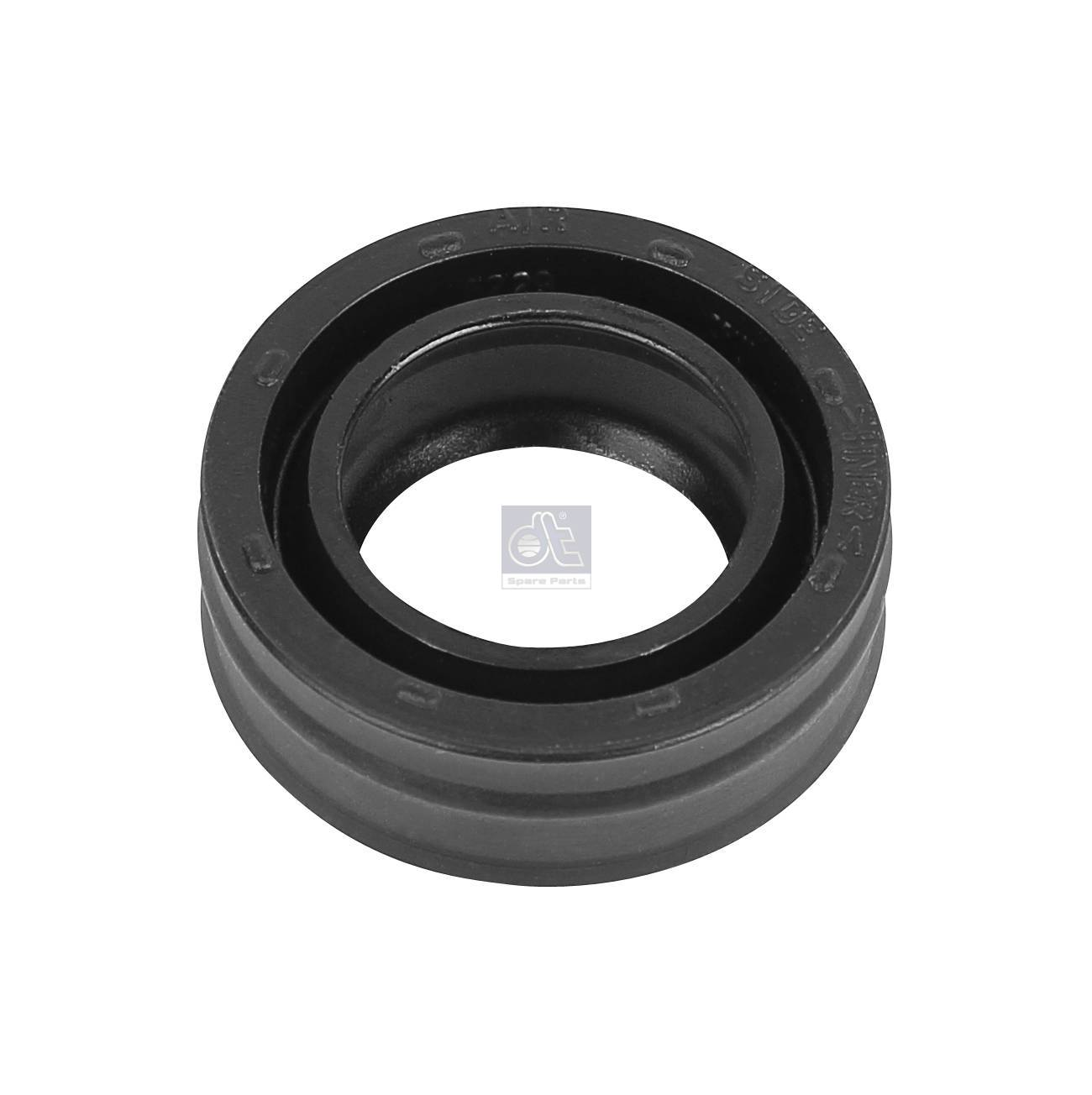 Radial sealing ring