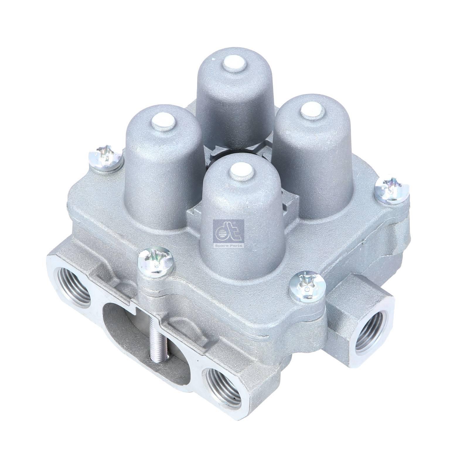 4-контурный предохранительный клапан
