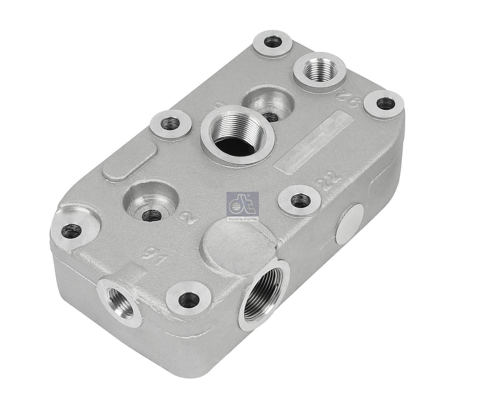 Cilinderkop, compressor