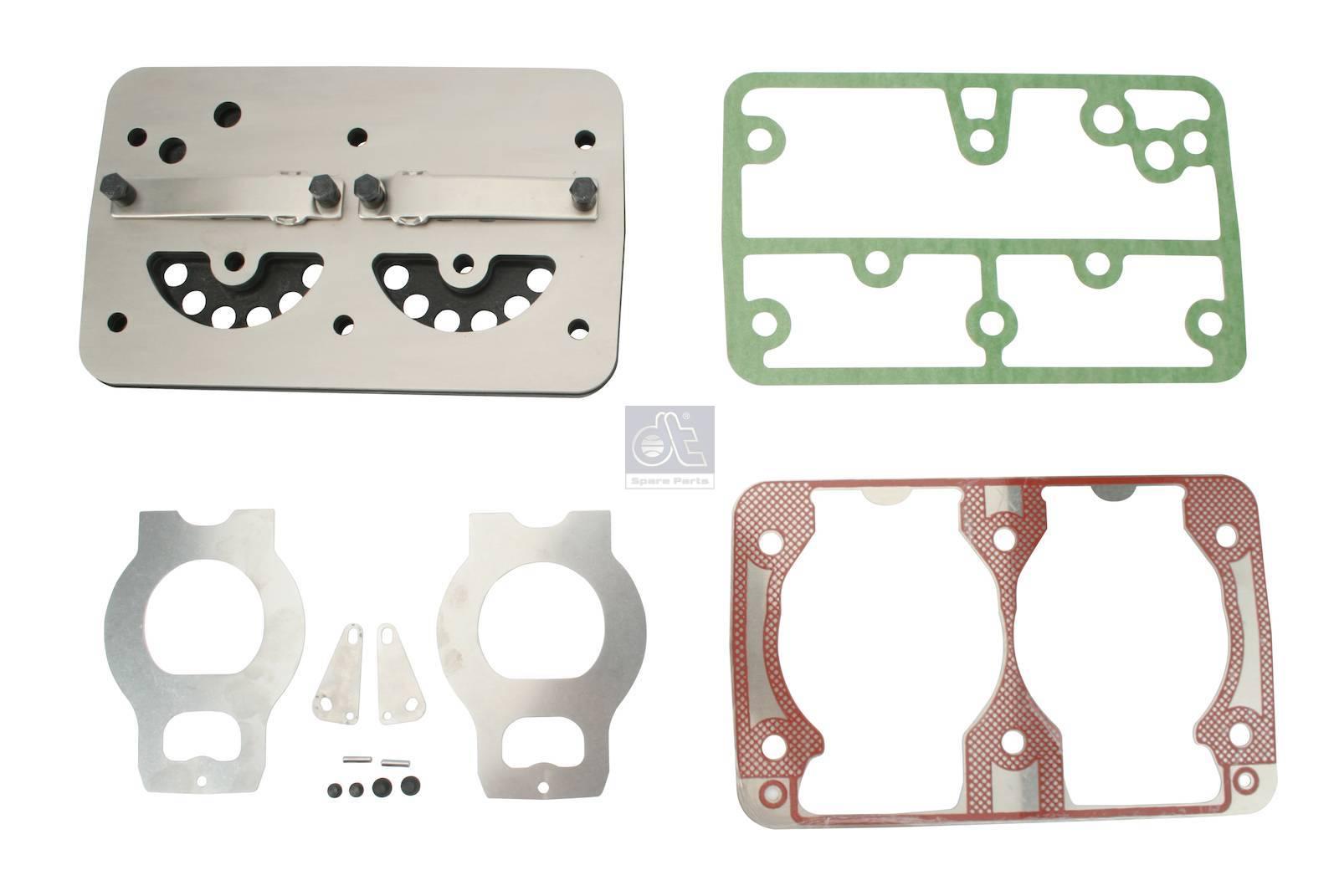 Repair kit, disc valve