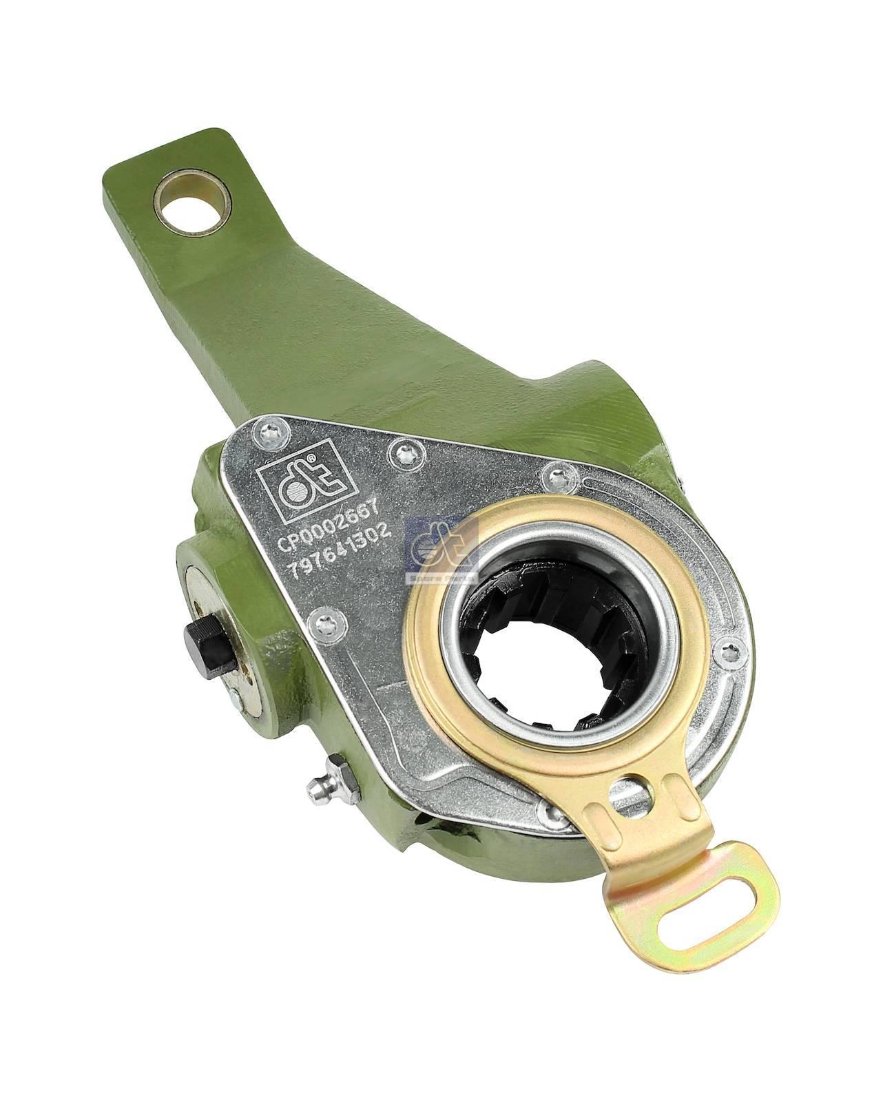 Slack adjuster, automatic, left