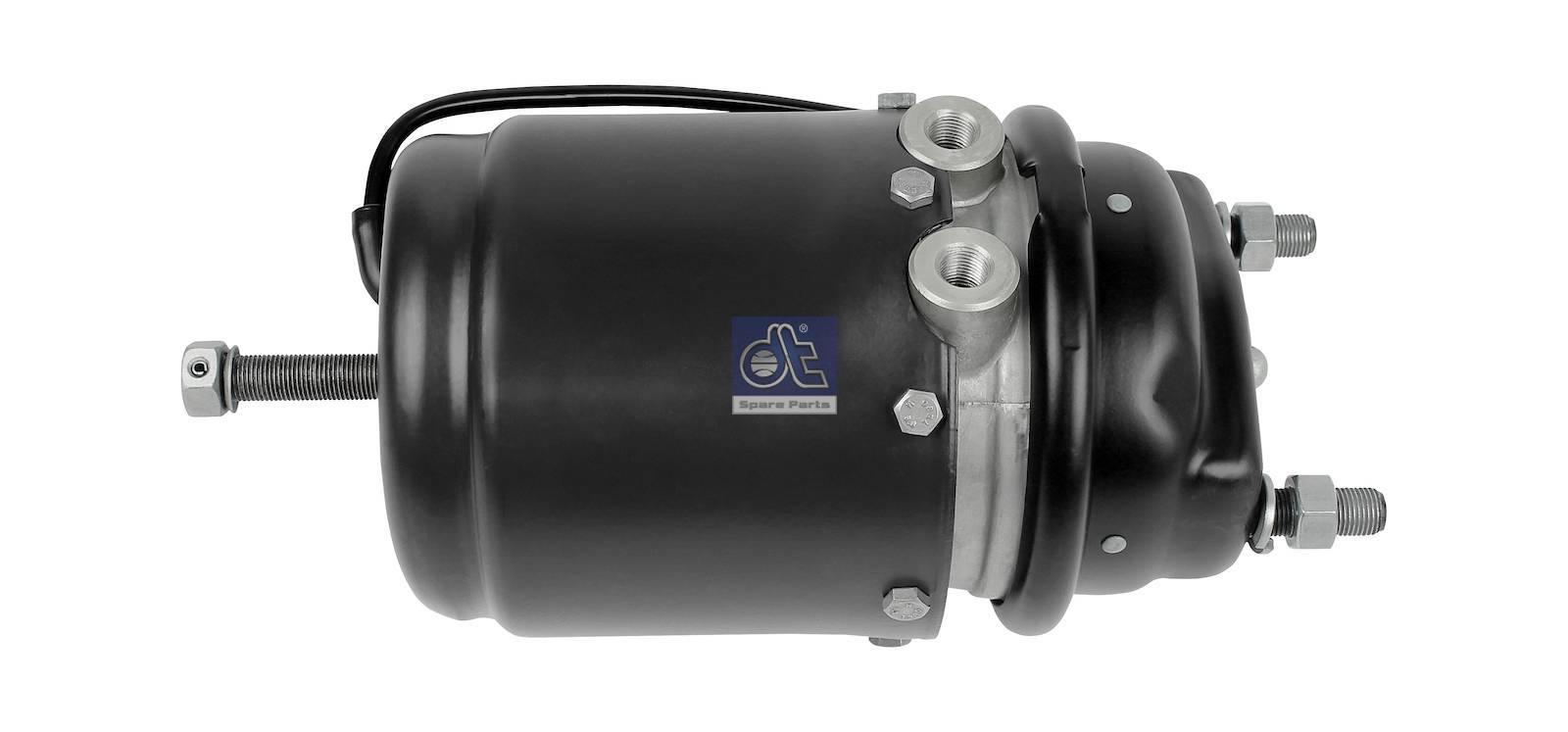 Spring brake cylinder