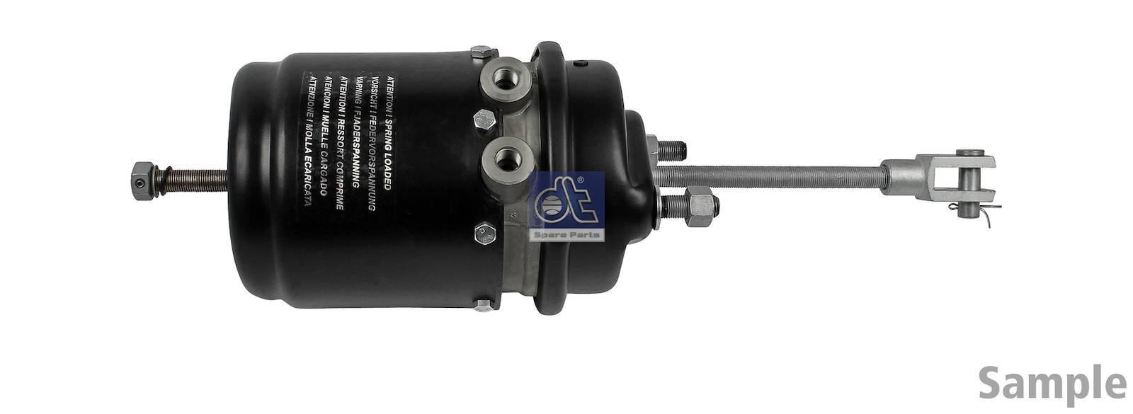 Cilindro de freio de mola acumuladora, direito