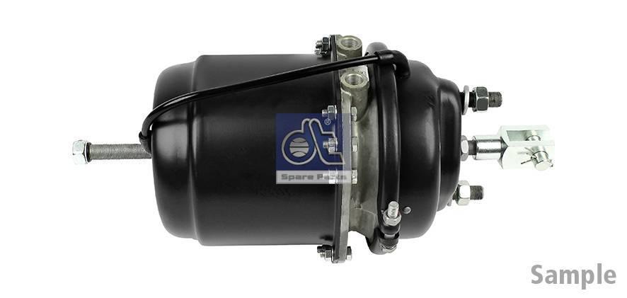Тормозной цилиндр с пружинным энергоаккумулятором, прав.