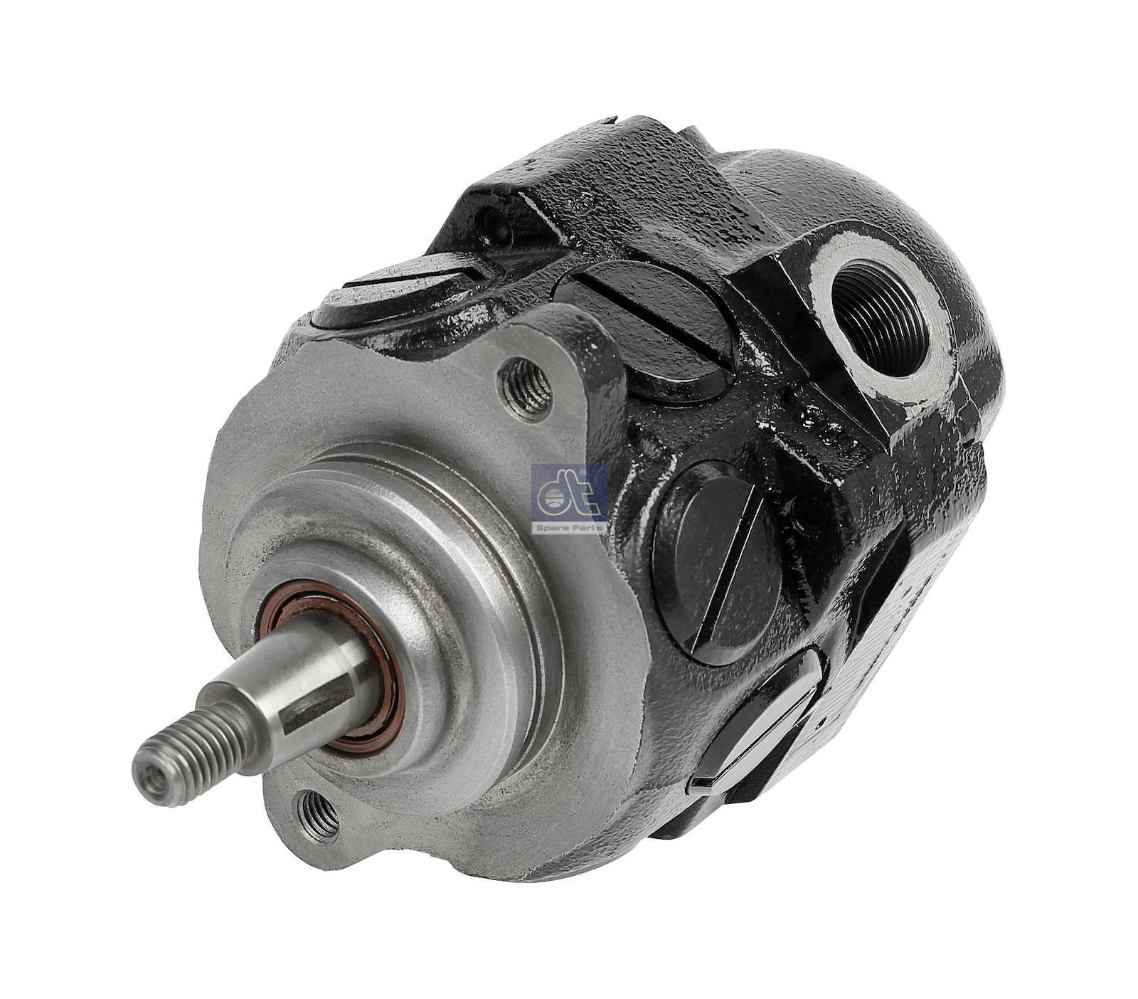Pompa olio servosterzo, sistema di sterzo 2 circuiti
