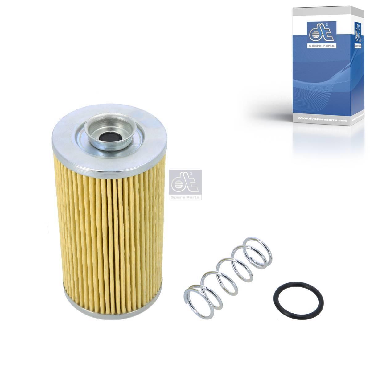 Elemento de filtro de aceite