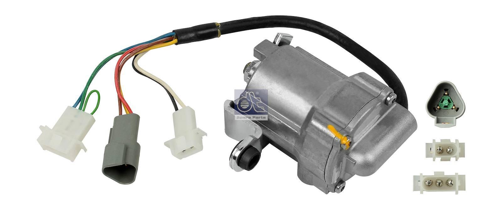 Sensor, accelerator pedal