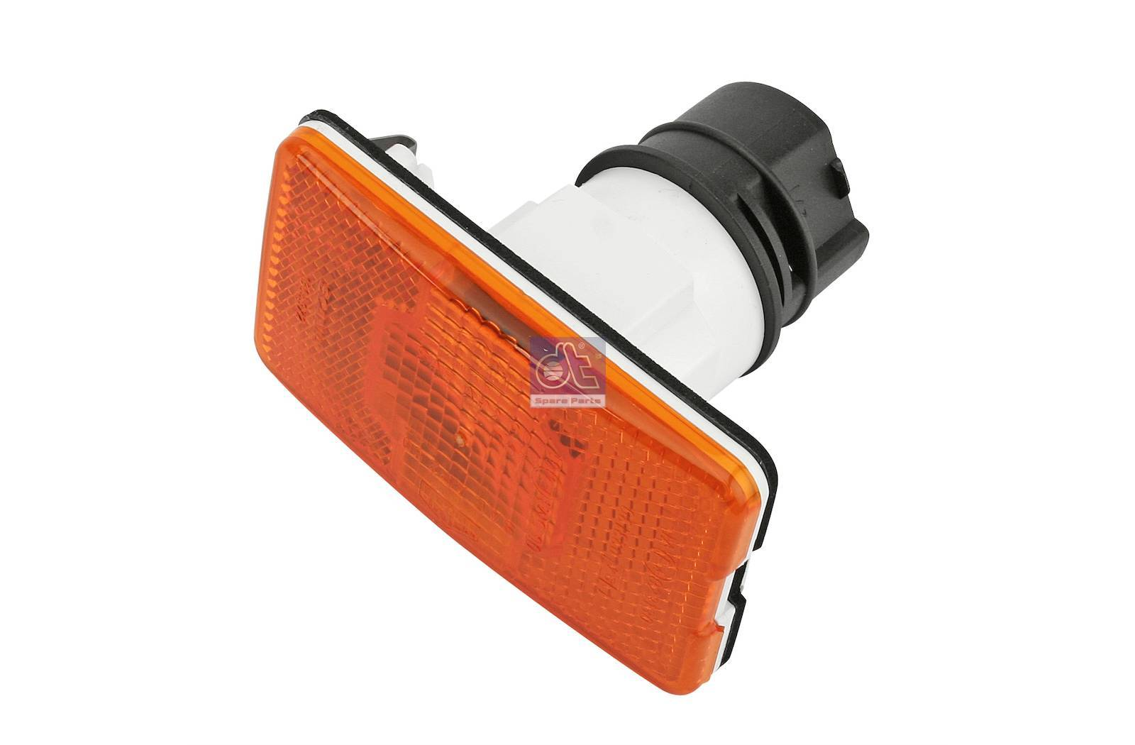 Боковой габаритный фонарь, оранж., c лампой накаливания