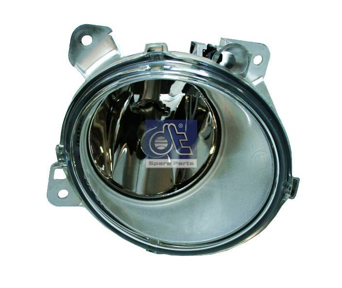 Fog lamp, bumper, left, without bulb