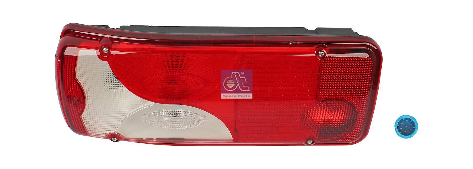 Tail lamp, left