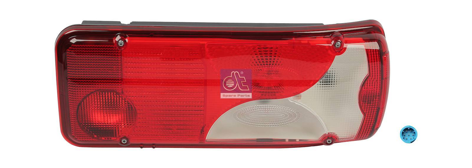 Tail lamp, right