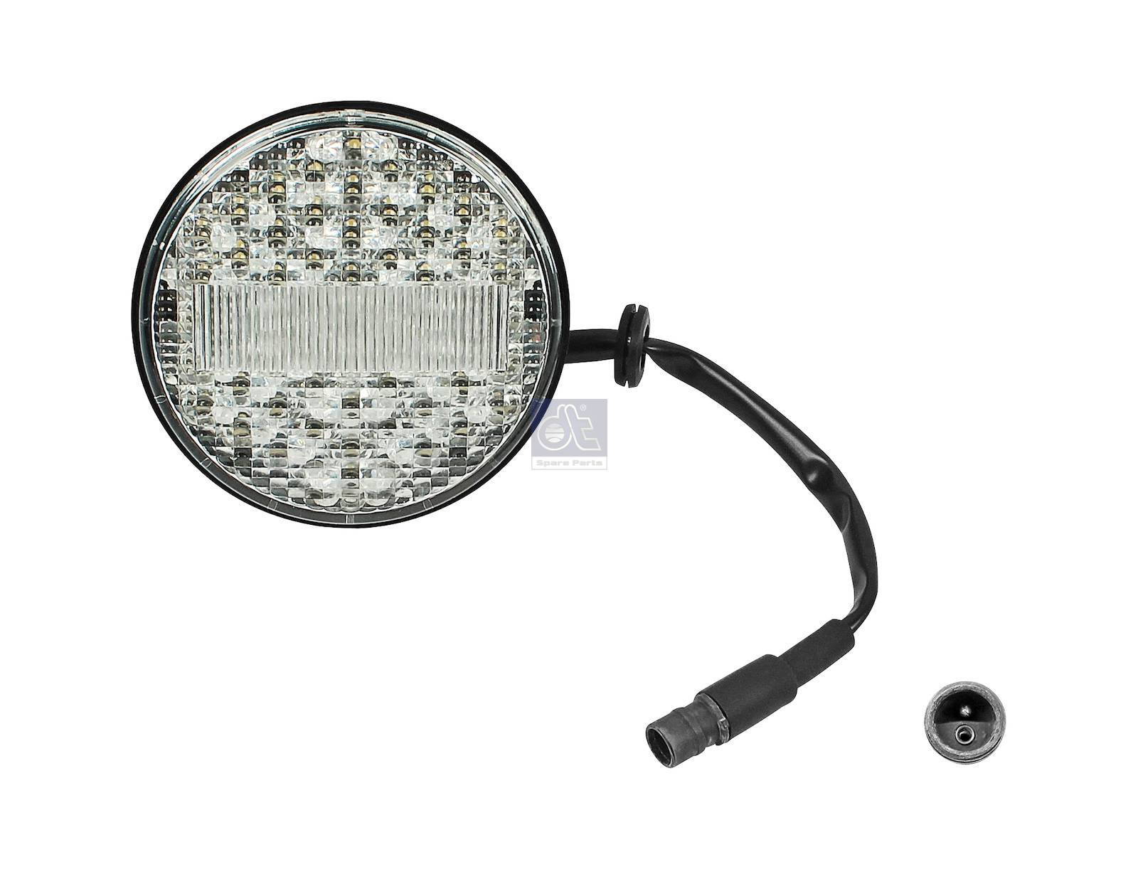 Reverse lamp