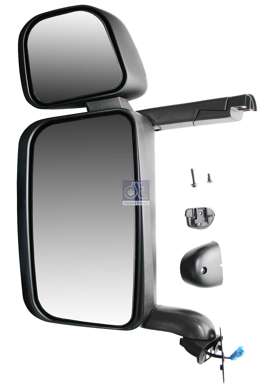 Hauptspiegel, komplett, links, beheizt, elektrisch
