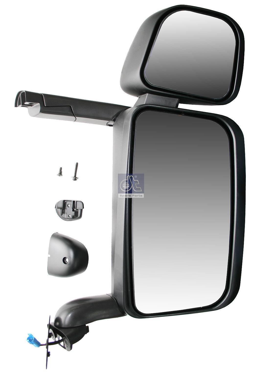 Espelho principal, completo, direito, aquecido, elétrico