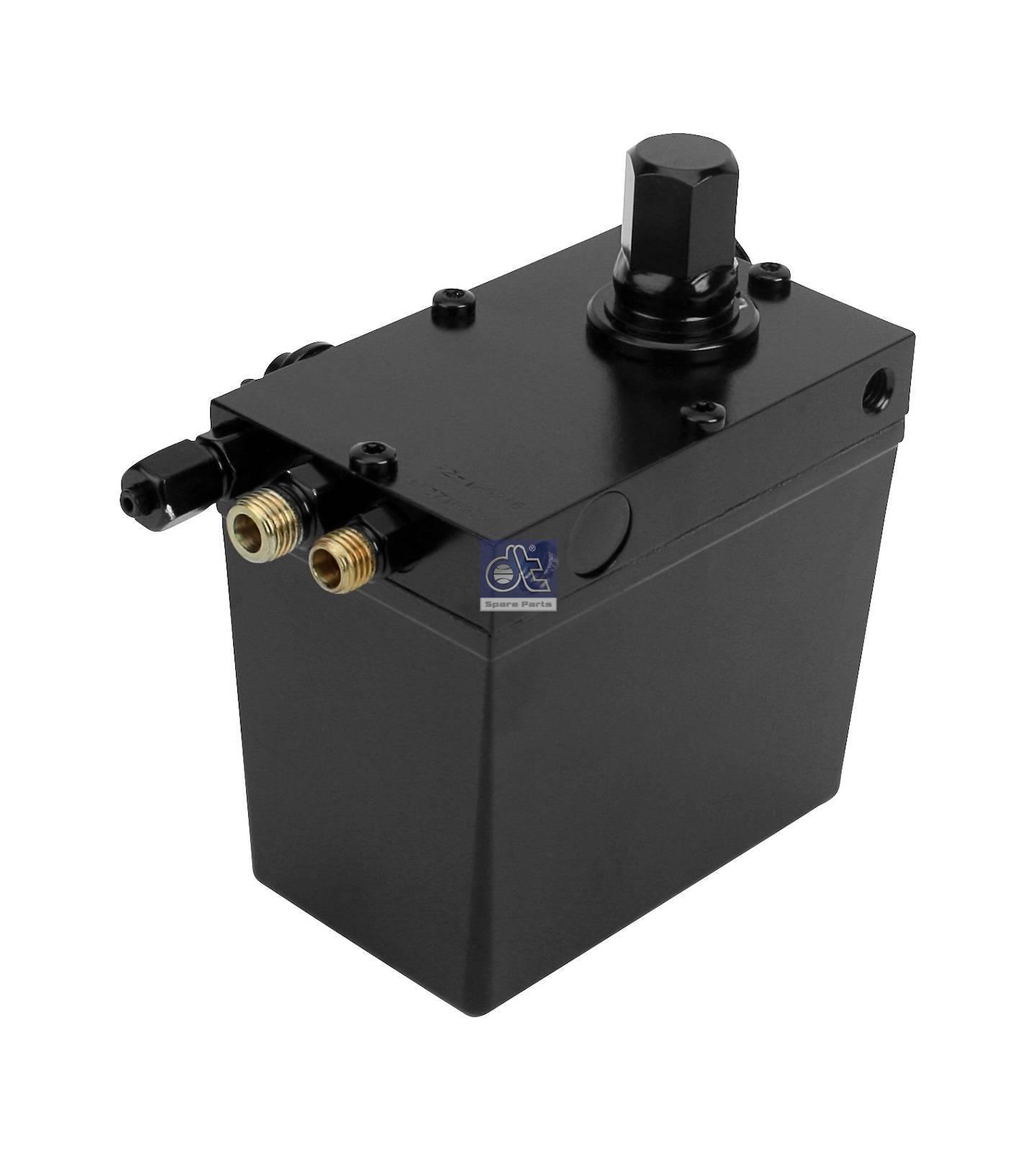 Pompe hydraulique basc. de cabine