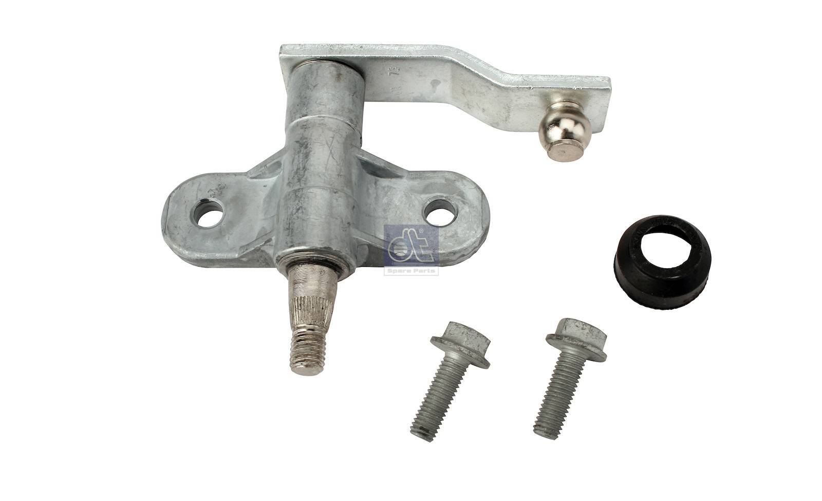 Wiper arm bearing