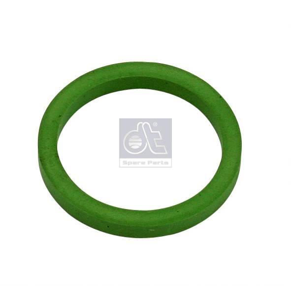 Уплотнительное кольцо, Корпус форсунки