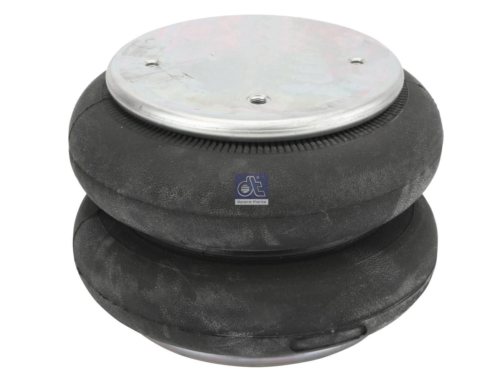 Mola de suspensão pneumática