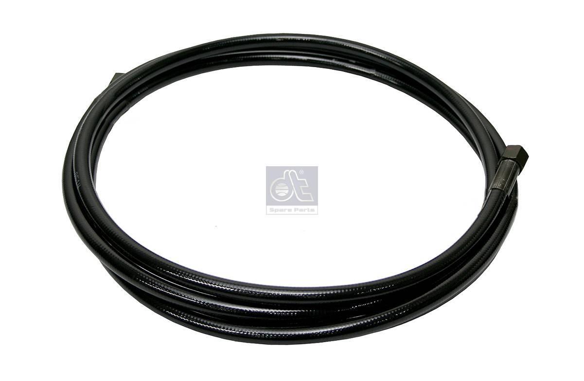 Clutch hose