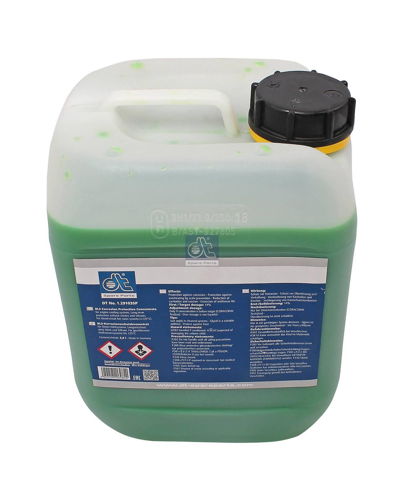 Anti corrosievloeistof