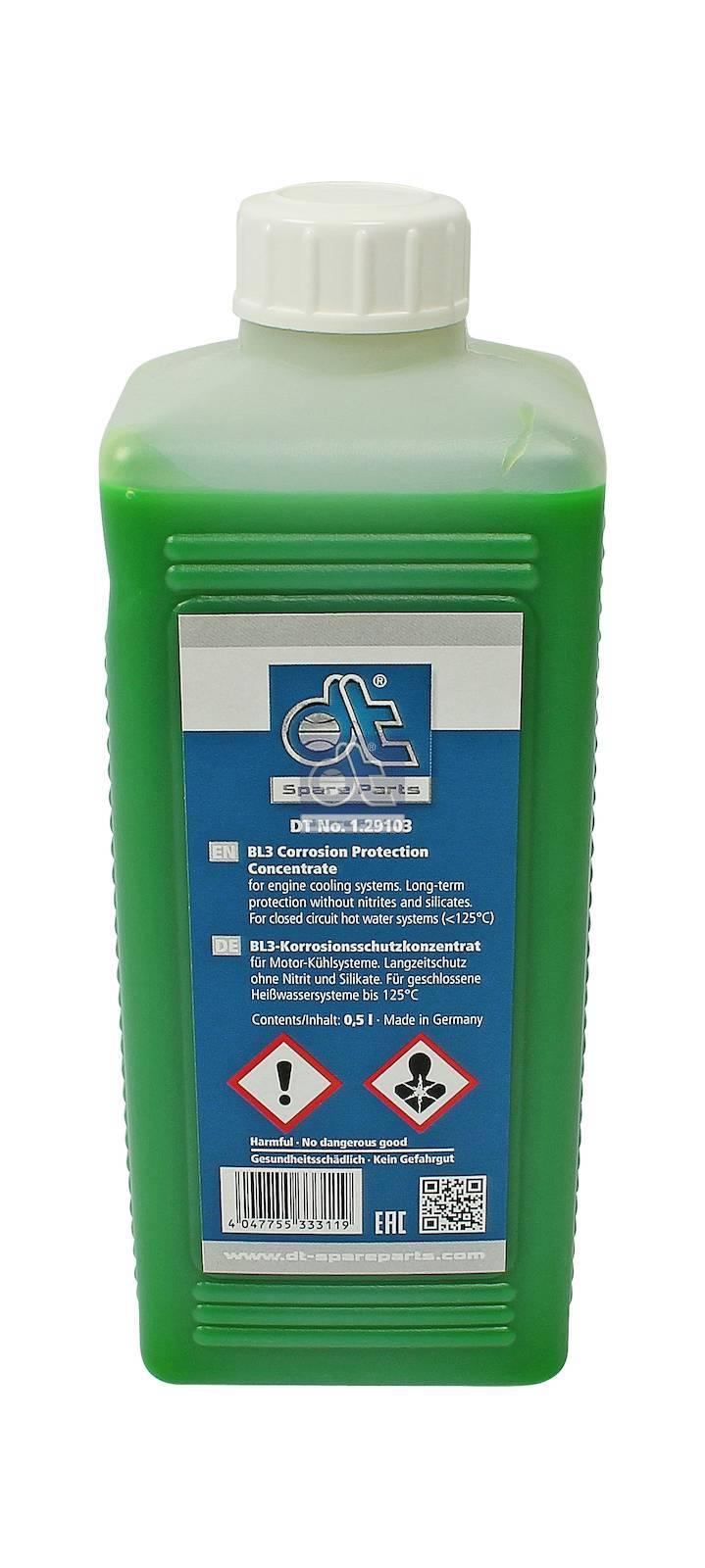 Liquide anti-corrosion