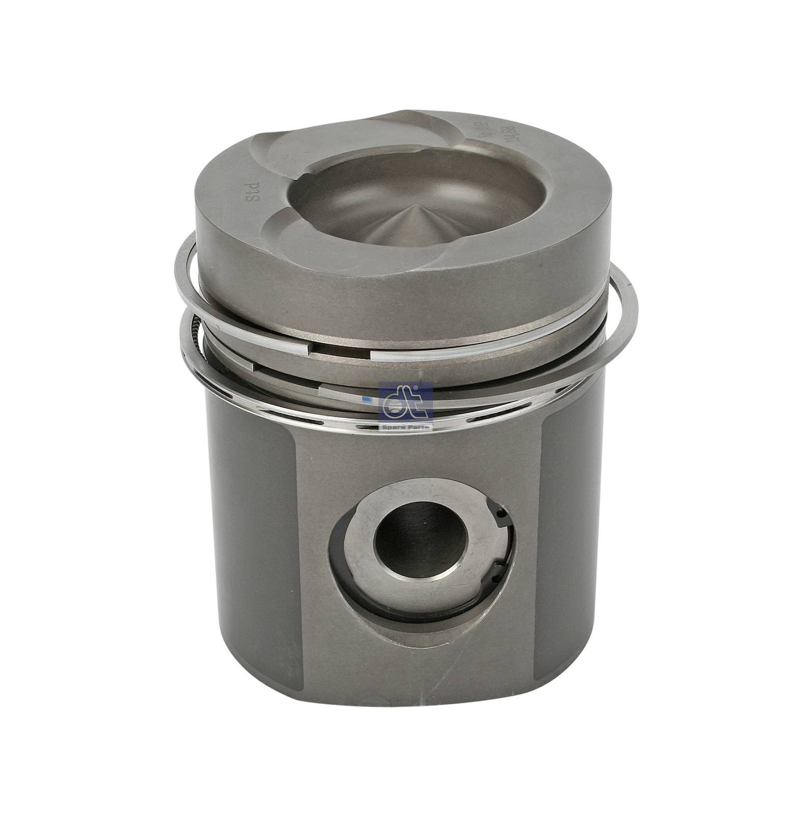 Piston, complet avec segments